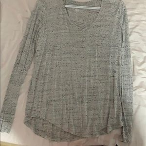 SO relaxed long sleeve top